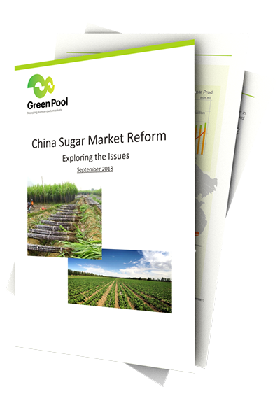 Green Pool Commodities - China Sugar Market Reform